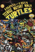 Teenage Mutant Ninja Turtles Colour Classics Volume 2 #3